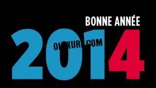 Oluxure.com vous souhaite une bonne année 2014